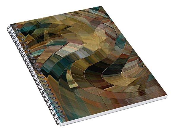 Mushrooms Forever Spiral Notebook
