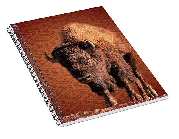 Native Spiral Notebook