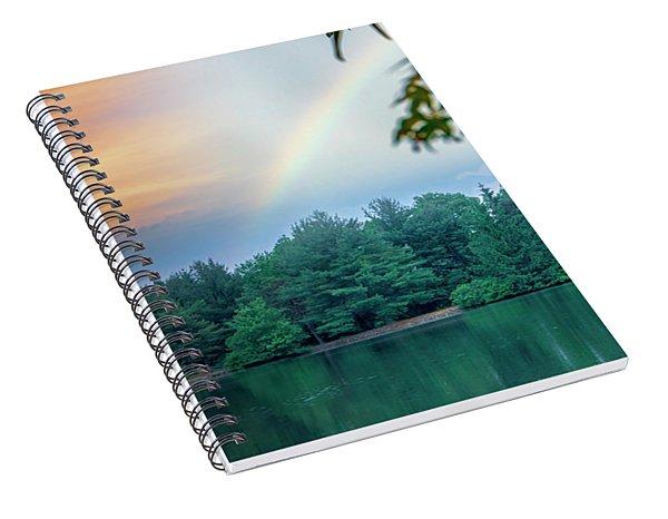 Natural Composites Spiral Notebook