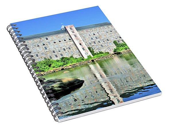 Newmarket New Hampshire Spiral Notebook