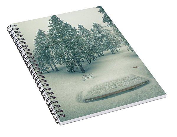 No Picnic  Spiral Notebook