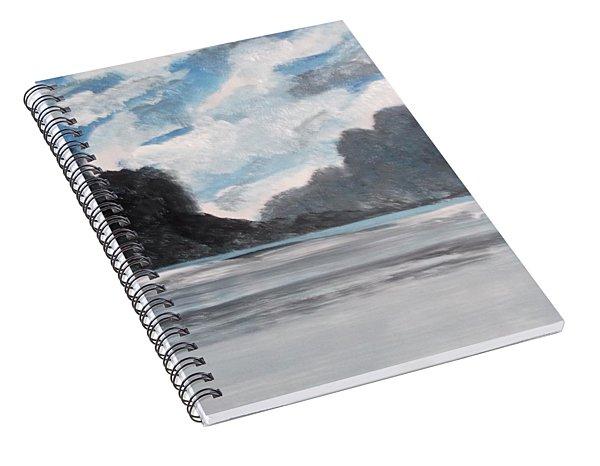 Norwegian Splendour Spiral Notebook