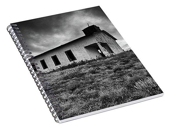 Old Mission Spiral Notebook