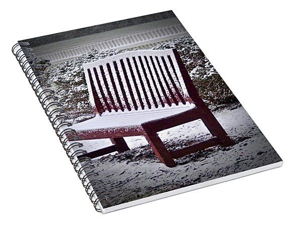 Open Seating Spiral Notebook