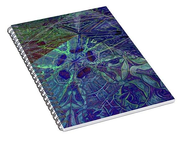 Organica 2 Spiral Notebook