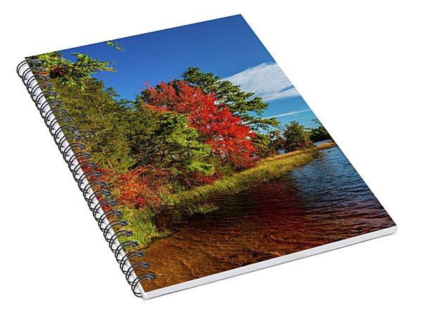 Oswego Lake Pinelands Spiral Notebook