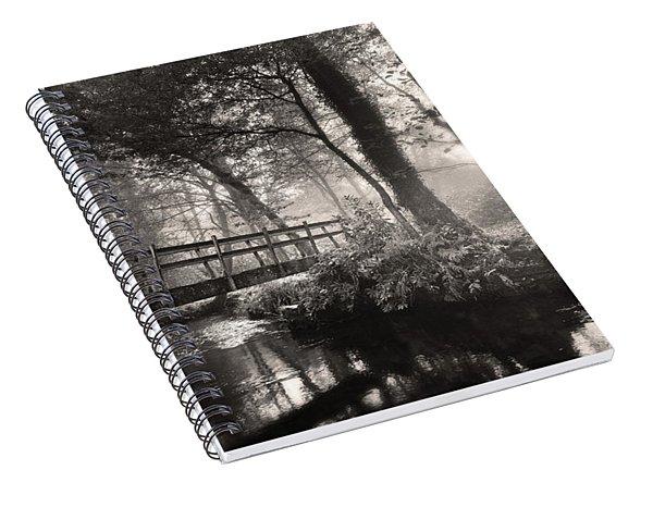 Penllergare 4 Spiral Notebook
