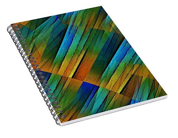 Propagation Spiral Notebook