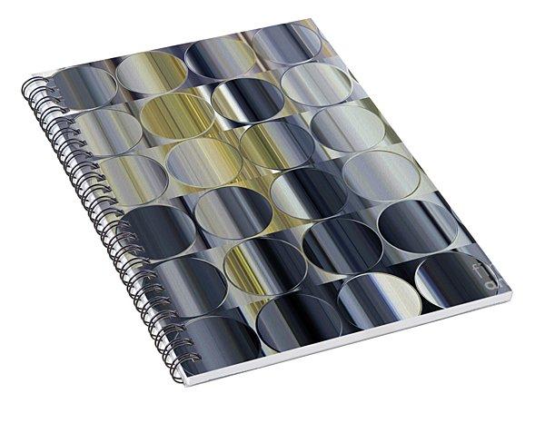Psalm 5 12. Shield Of Favor Spiral Notebook