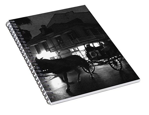 Royal Street Spiral Notebook