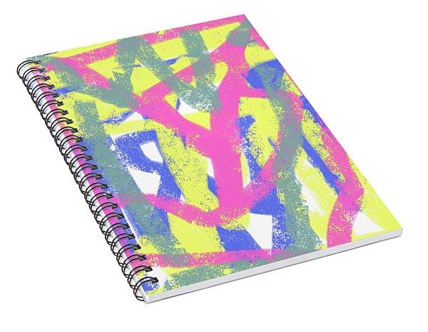 Rush Hour  Spiral Notebook