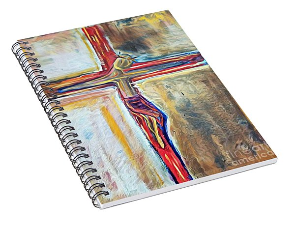 Saviour Spiral Notebook