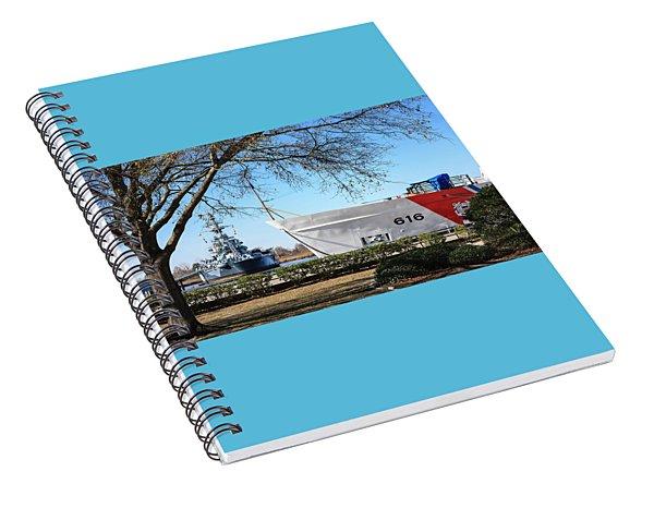 Sea Guardians Spiral Notebook