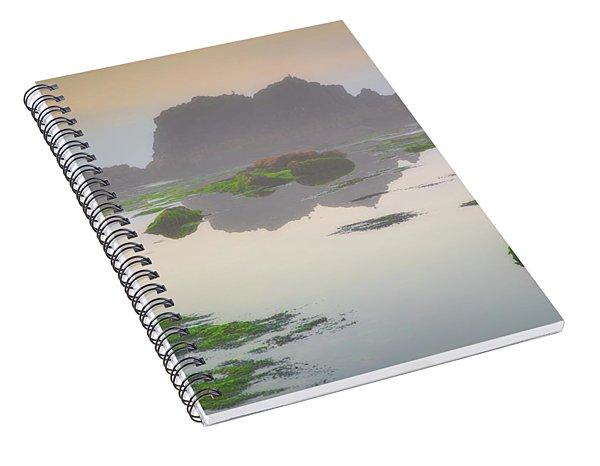 Seal Rock Spiral Notebook
