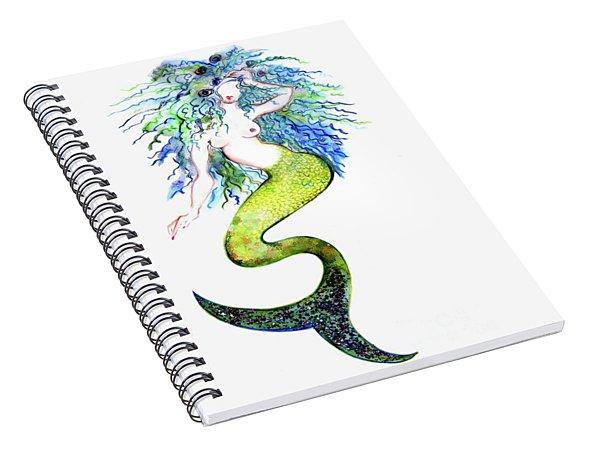 Sereia Spiral Notebook