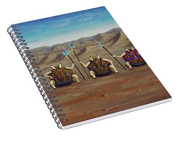 Sferogyls Spiral Notebook