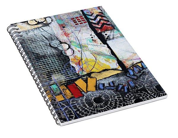 Shape Tracking  Spiral Notebook