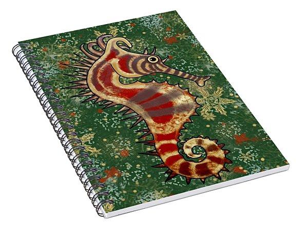 Shehorse Digital Addition1 Spiral Notebook