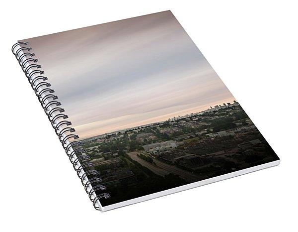 Sky View Spiral Notebook