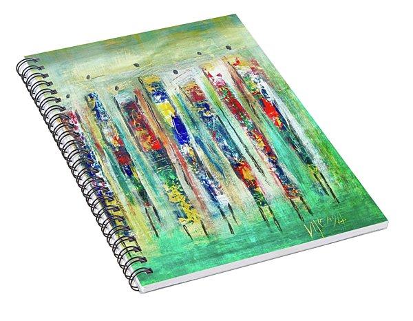 Sn-10 Spiral Notebook