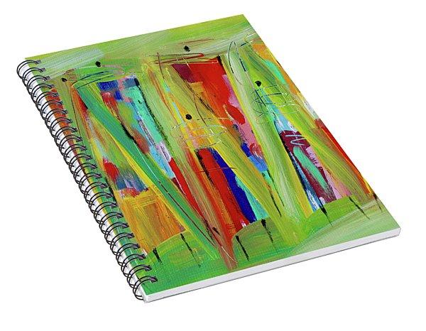 Sn-46 Spiral Notebook