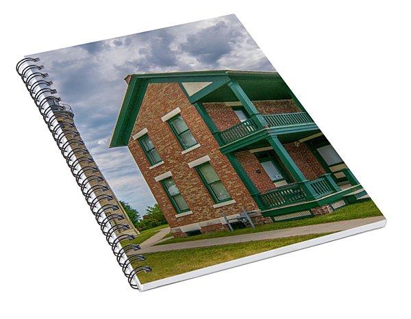 Southport Lighthouse  Spiral Notebook