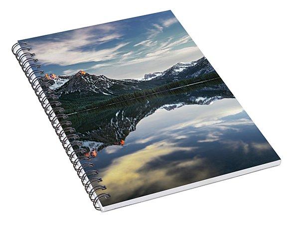 Stanley Lake Spiral Notebook
