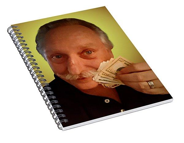 Stash Some Cash Spiral Notebook