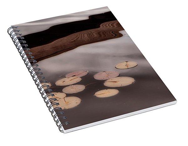 Summer Slipping Away Spiral Notebook