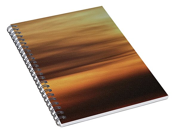 Sunburnt Spiral Notebook