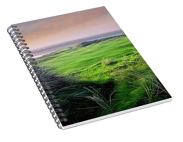 Sunset - Lahinch Spiral Notebook