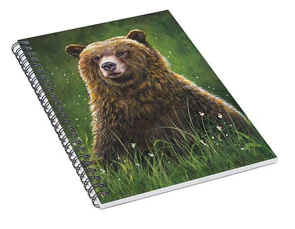 Takin Five Spiral Notebook