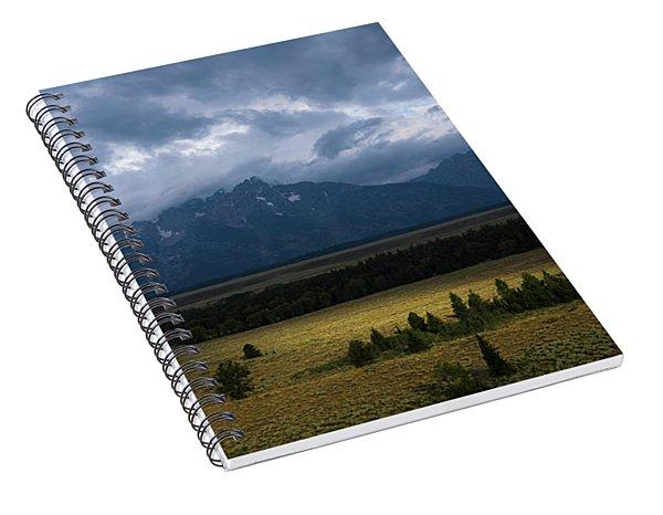 Teton Park Spiral Notebook