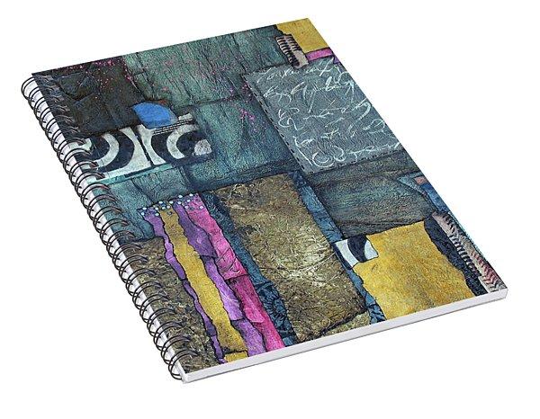 Thanks Spiral Notebook