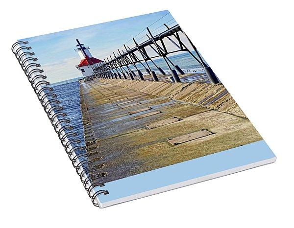 The Catwalk Spiral Notebook