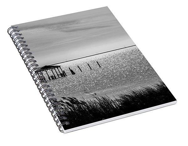 The Currituck Sound Spiral Notebook