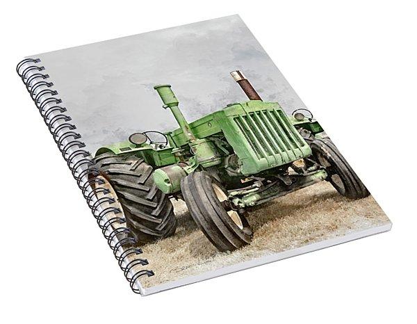 The John Deere Collection Spiral Notebook