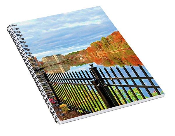The Lamprey River Spiral Notebook