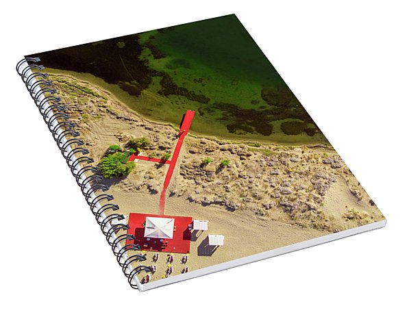 The Red Spiral Notebook