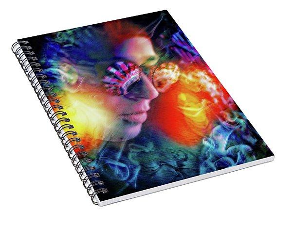 The Secret Inside  Spiral Notebook