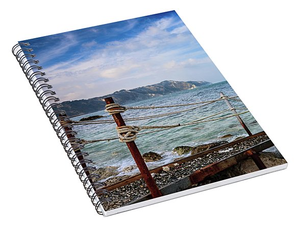 The Winter Sea #2 Spiral Notebook