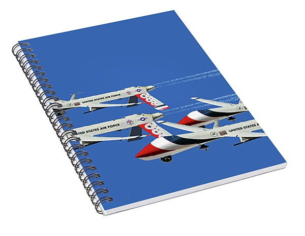 Thunderbird Drones Spiral Notebook