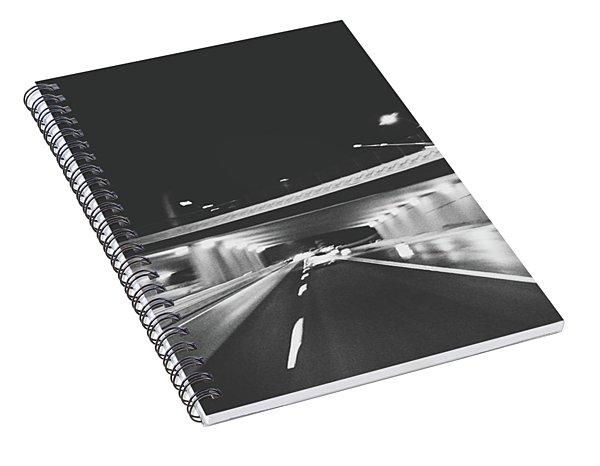 Time Change  Spiral Notebook