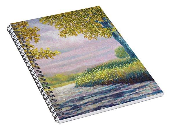 Topanga State Park  Spiral Notebook