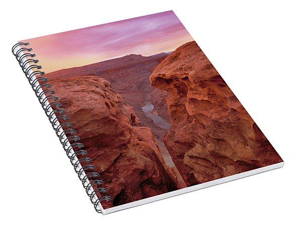Toroweap Overlook Spiral Notebook