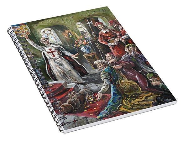 Torquemada, 1492 Spiral Notebook