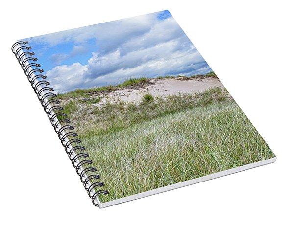 Tour Of The Dunelands Spiral Notebook