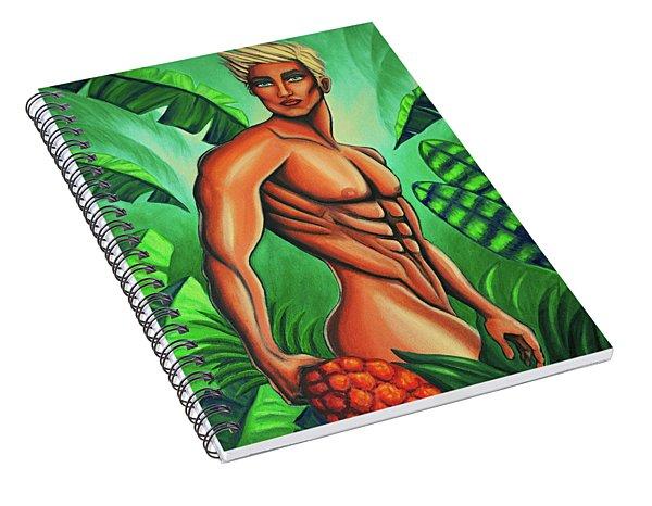Tropic Beauty Spiral Notebook