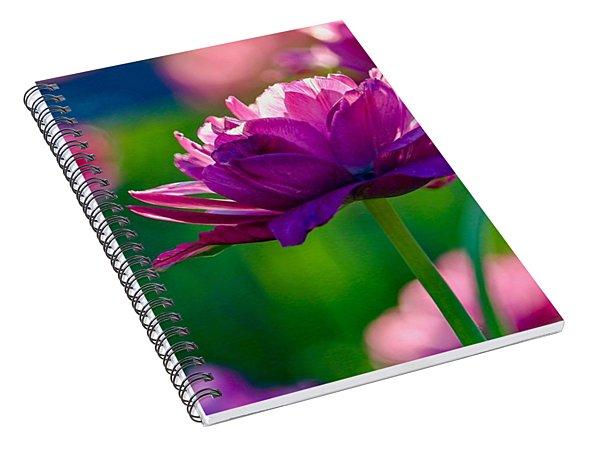Tulips In Bloom Spiral Notebook