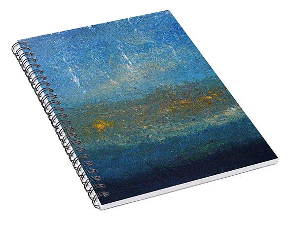 Uplifting Spiral Notebook